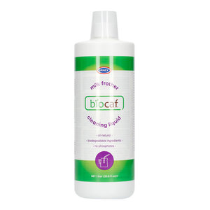 Urnex Urnex Biocaf - melk  reinigingsmiddel vloeibaar - 1L