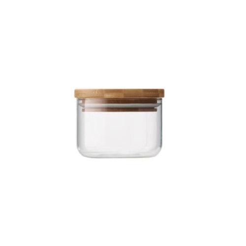 Loveramics Loveramics - Prep+ bewaarbus glas 300ml - transparant