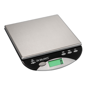 On Balance ON BALANCE CBS-8000 MULTI PURPOSE COMPACT BENCH SCALE 8KG
