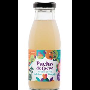 Pacha de cacao fresh juice
