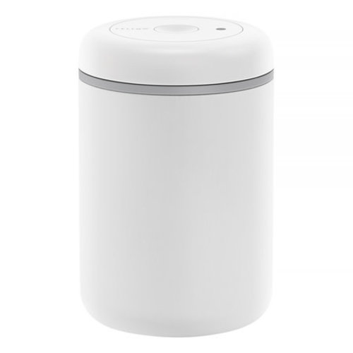 fellow Fellow Atmos Vacuum Canister - 1.2l Matte White Steel