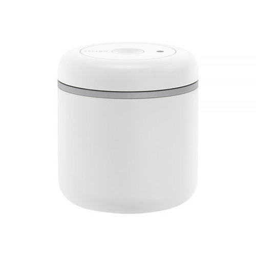 fellow Fellow Atmos Vacuum Canister - 0.7l Matte White Steel
