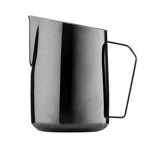 Barista & Co Barista & Co - Dial In Milk Pitcher Black Pearl - 600ml