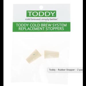 Toddy Toddy - Rubber Stop- 2 stuks