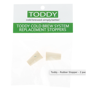 Toddy Toddy - Rubber Stopper - 2 pack