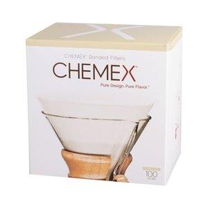 Chemex Chemex ronde papieren filters 6,8,10 cups