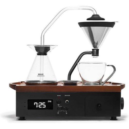 Joy Resolve Barisieur Coffee & Tea Alarm Clock zwart