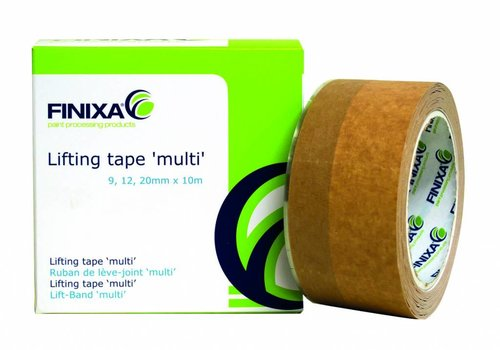 Finixa Lifting tape multi 9,12,20mm x 10m