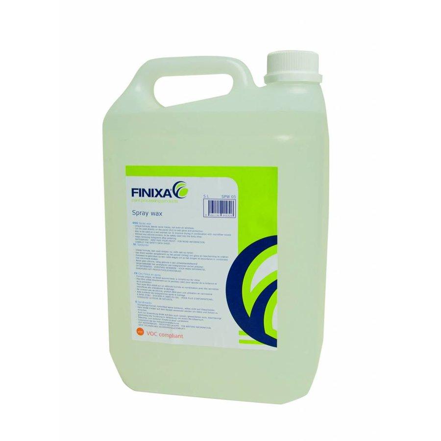 Spray wax  5ltr-1