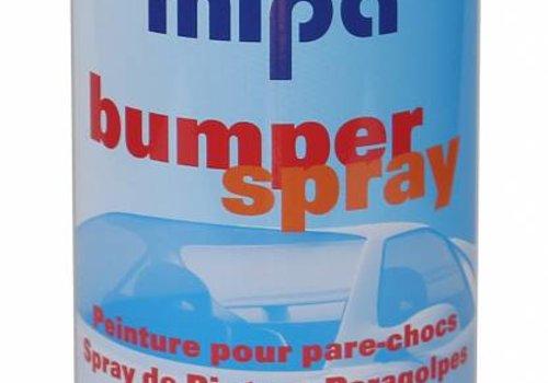 Mipa Spuitbus bumperspray zwart