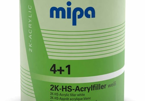 Mipa 4+1 Acrylfiller HS 1L