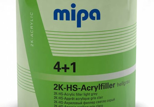 Mipa 4+1 Acrylfiller HS 3L
