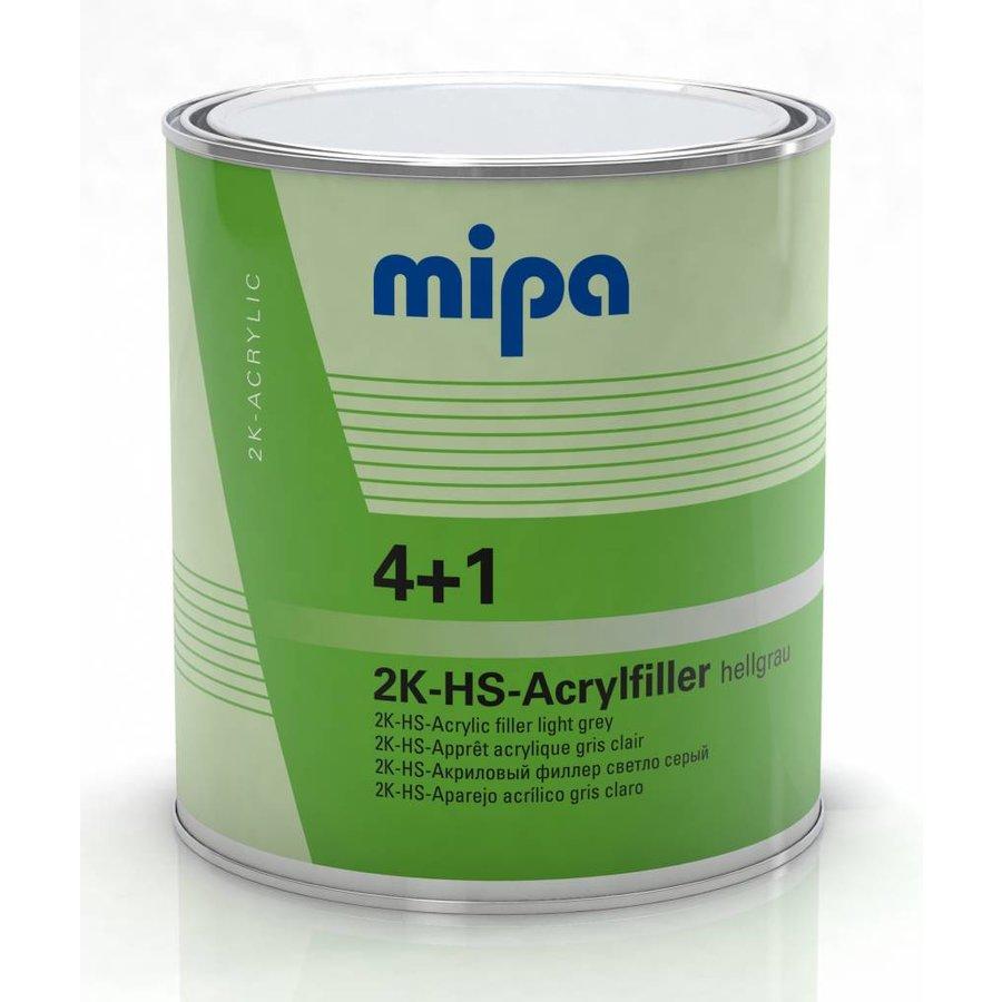 4+1 Acrylfiller HS 3L-1