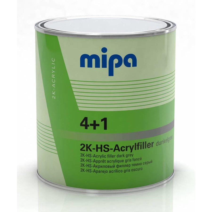 4+1 Acrylfiller HS 3L-3