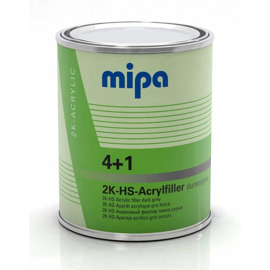 4+1 Acrylfiller HS 1L-3