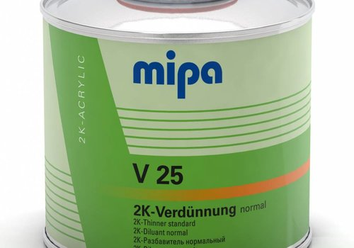 Mipa 2K st. verdunning V25