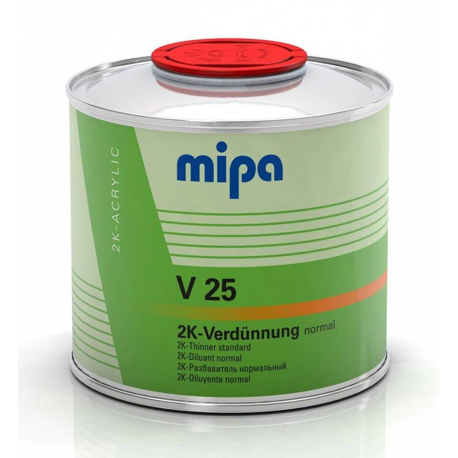 2K st. verdunning V25-2
