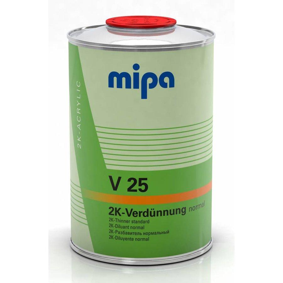 2K st. verdunning V25-3