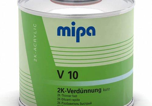 Mipa 2K snel verdunning V10