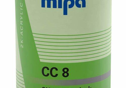 Mipa 2k HS blanke lak CC8