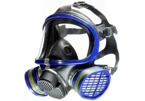 Drager Koolstof Masker X5500 volgelaat Polycarbonaat zonder filters
