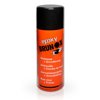 Brunox Epoxy spray 400ml roeststop