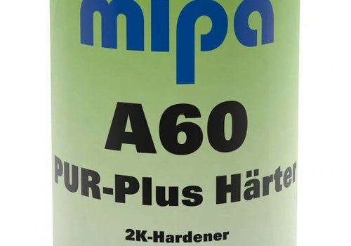 Mipa PUR plus harder A60