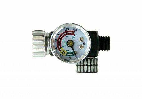 Finixa Luchtdrukmanometer voor onder verfspuit