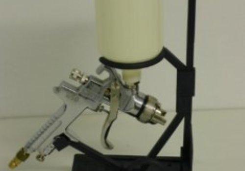 INP Houder voor bekerpistool (spraygun) en zeefje