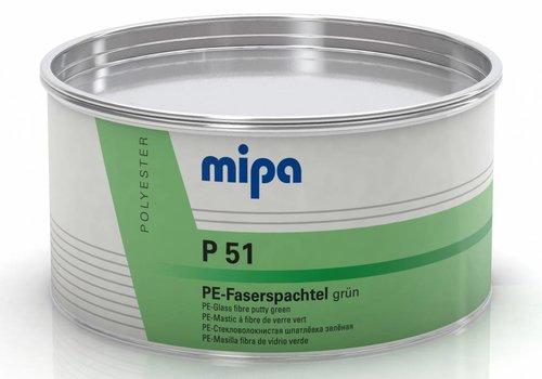 Mipa Vezelplamuur groen P51