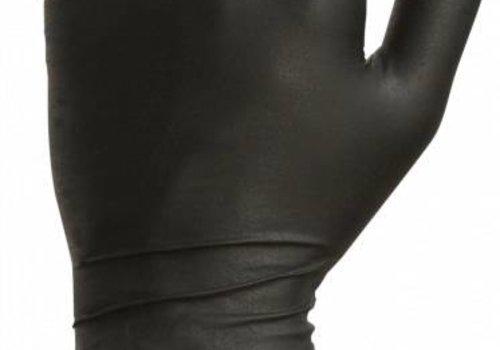 Colad Nitrile handschoenen 60st zwart