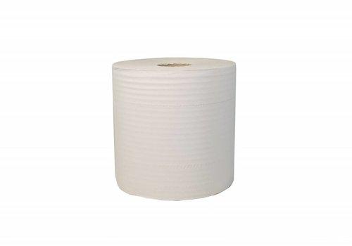 Finixa 2-laags poetspapier  240x365  950st op rol