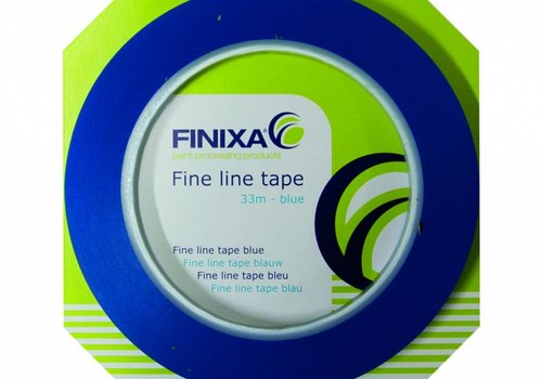 Finixa Fineline tape rol van  33mtr