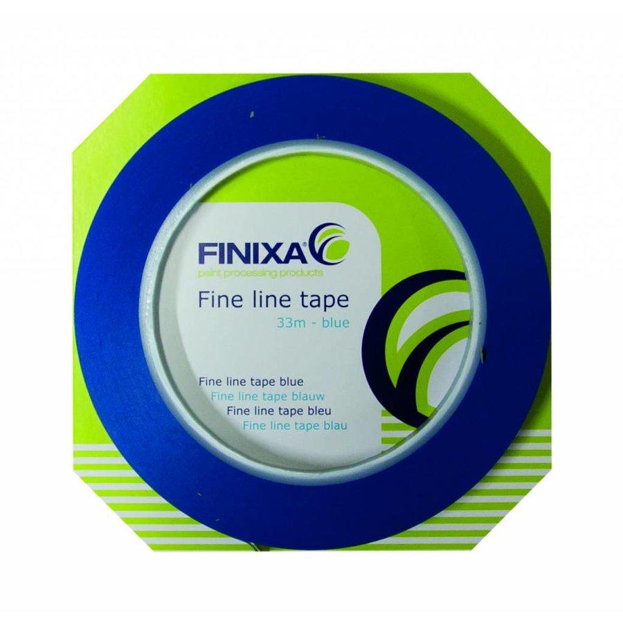 Fineline tape rol van  33mtr-1