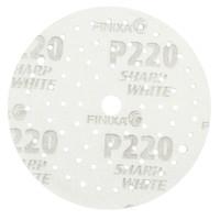 thumb-Schuurschijf rond 150mm  doos  100st wit-3