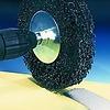 Multiclean schuurschijf 100x13mm met asgat
