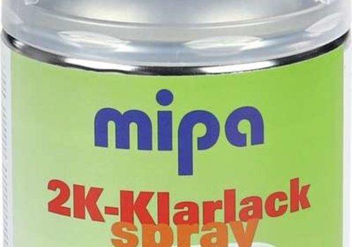 Mipa Spuitbus 2k blanke lak 250ml