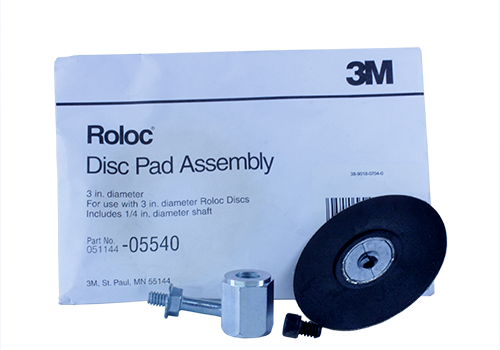 3M ROLOC DISC PAD 75mm