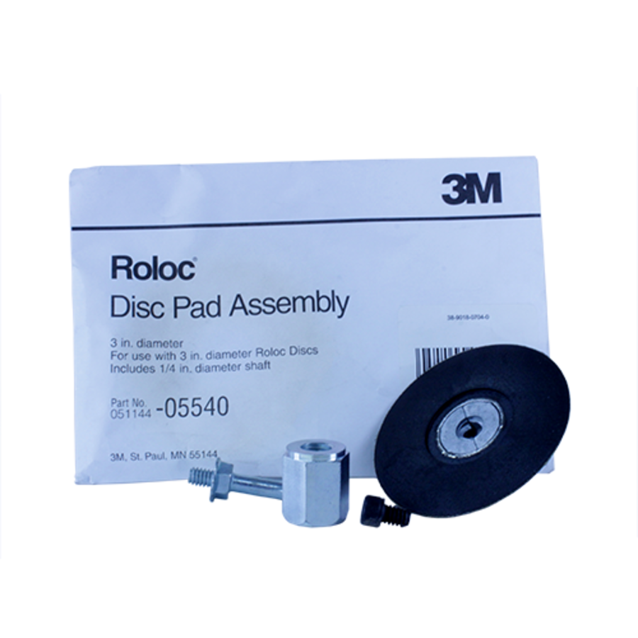 ROLOC DISC PAD 75mm-1