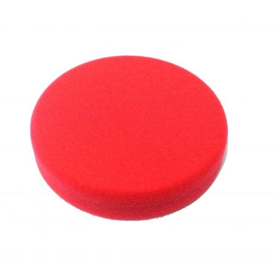 Polijstpad rood hard 145mm-1