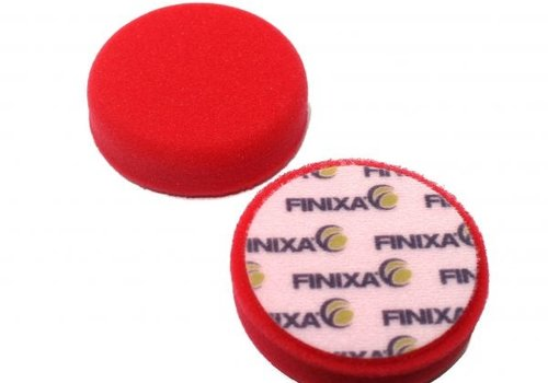 Finixa Polijstpad rood hard 80mm