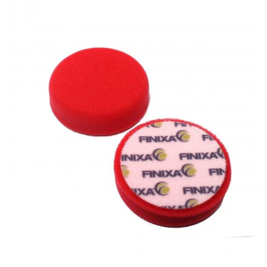 Polijstpad rood hard 80mm-1