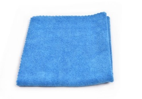 Finixa Micro Poetsdoeken blauw 3x in zak