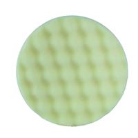 thumb-Polijstpad geel 150mm-1