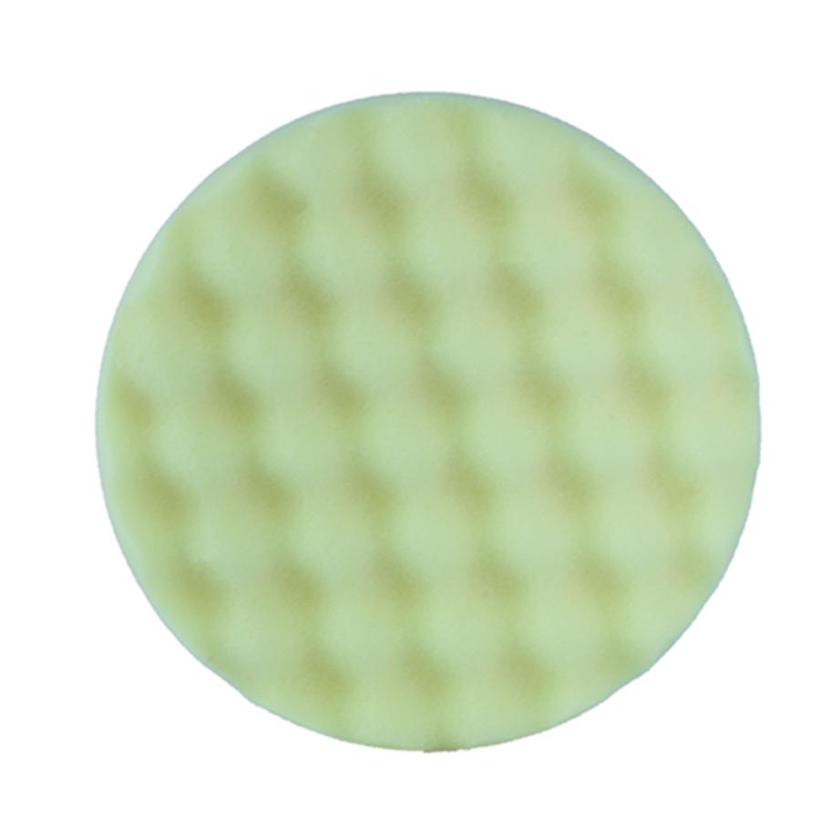 Polijstpad geel 150mm-1