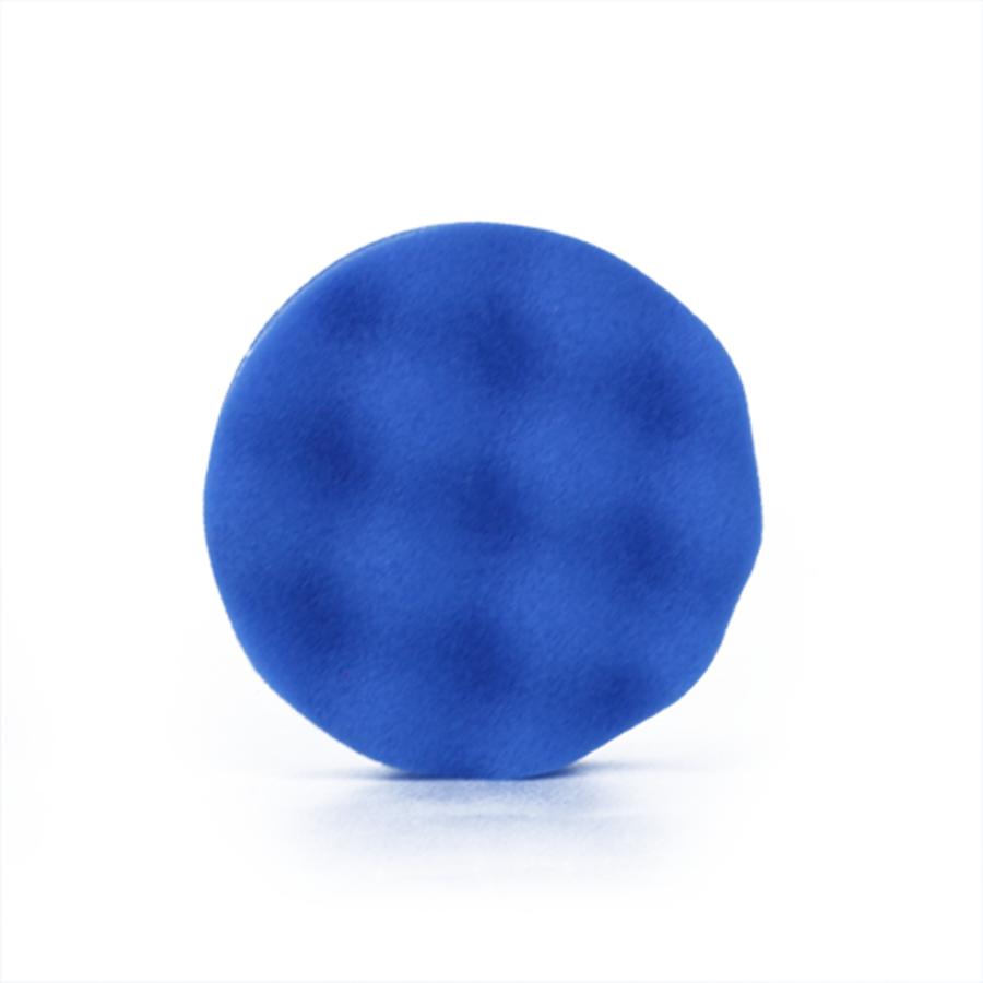 Polijstpad blauw 75mm-1