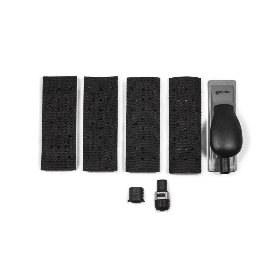 Schuurblokken (profiel) met afzuiging  70x198mm-2