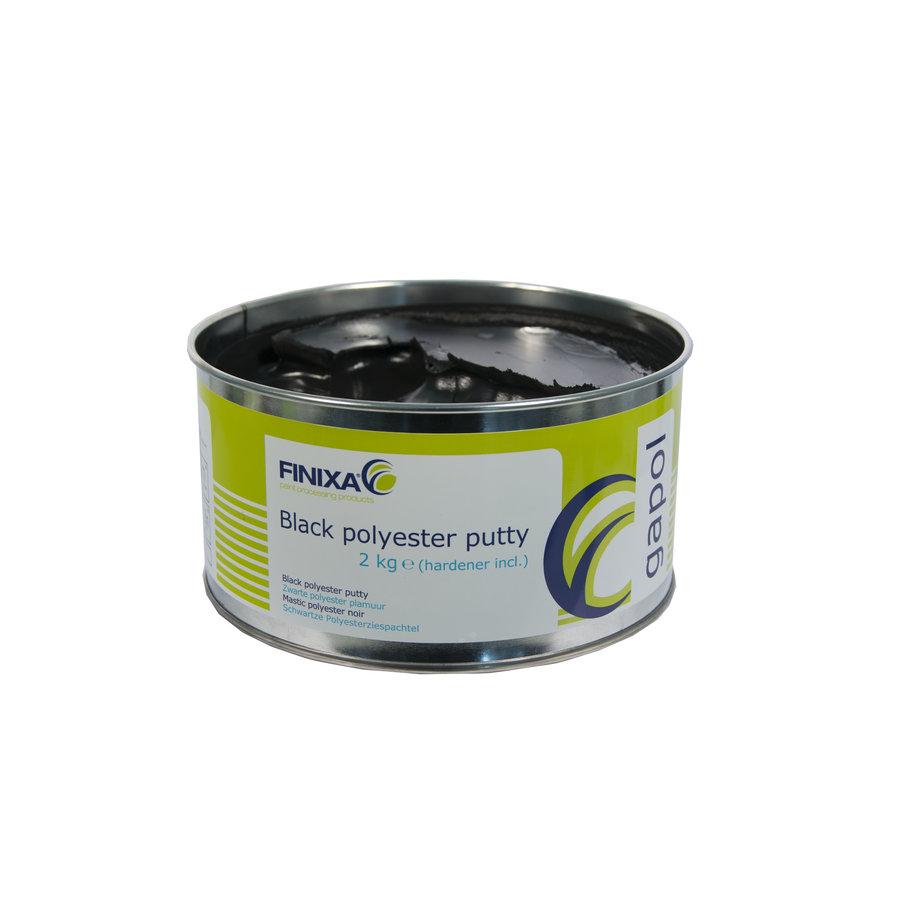Gapol plamuur zwart 2kg-2