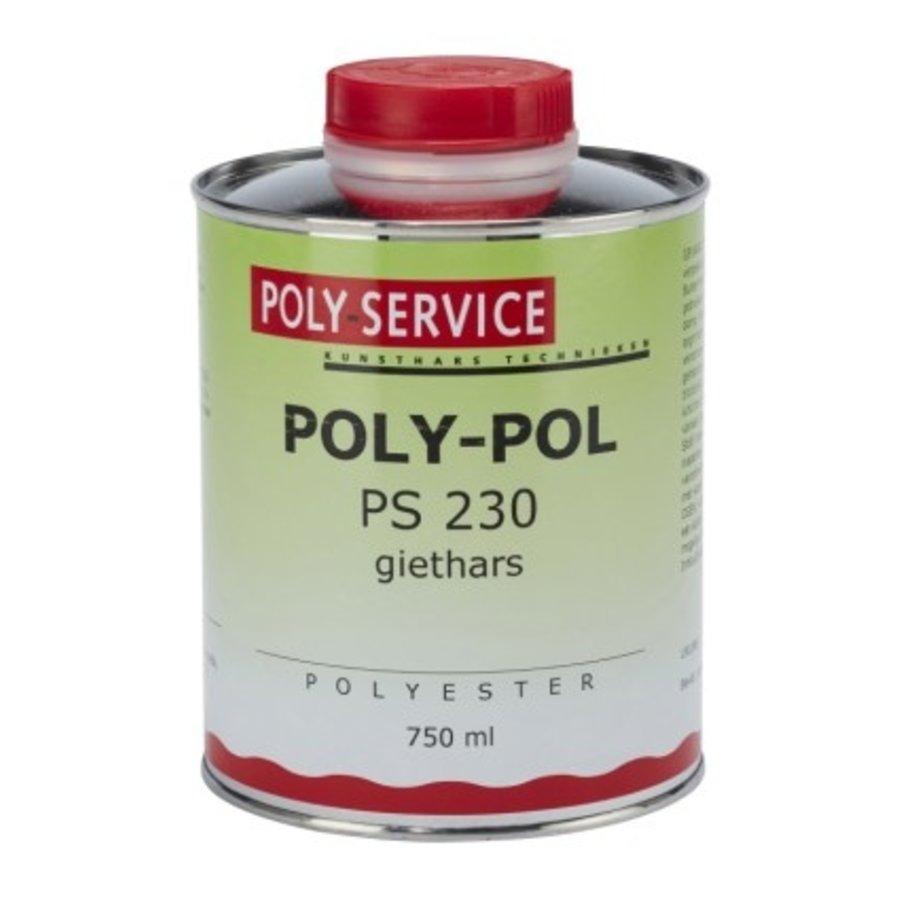 Polyester giet hars-1