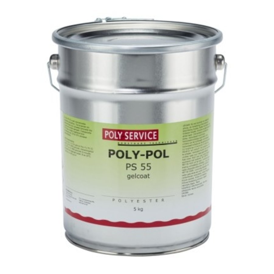 POLY-POL PS55  gelcoat excl. harder-2